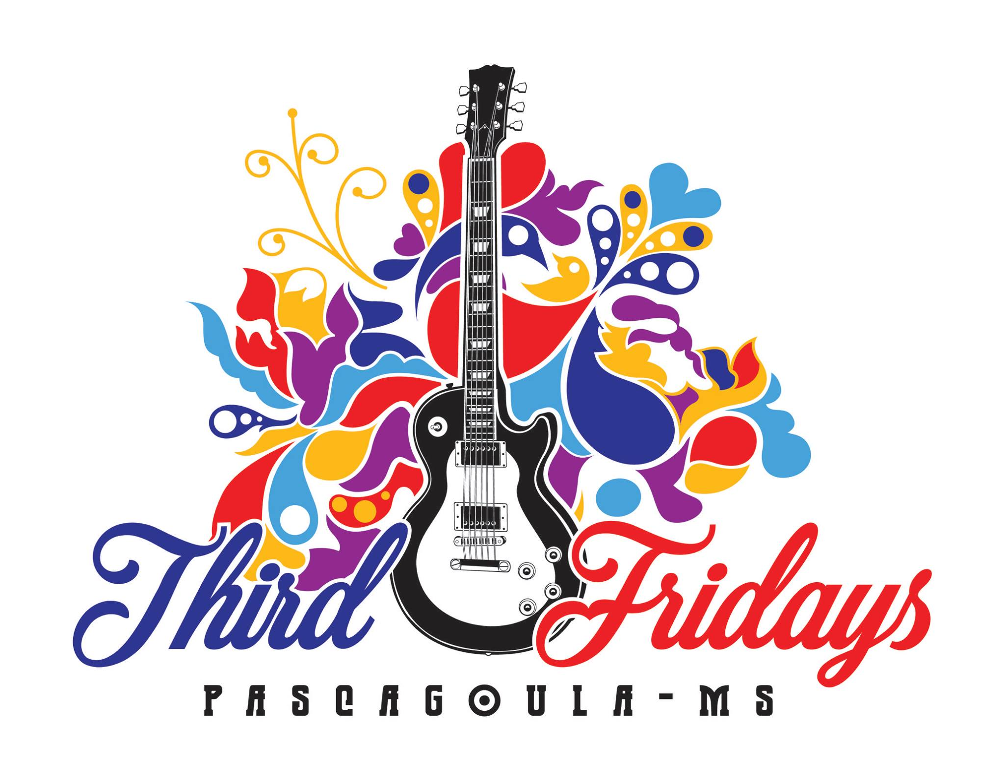 Third Fridays logo