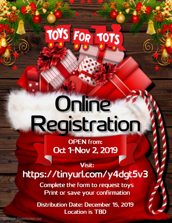 Toys for Tots Registration FINAL