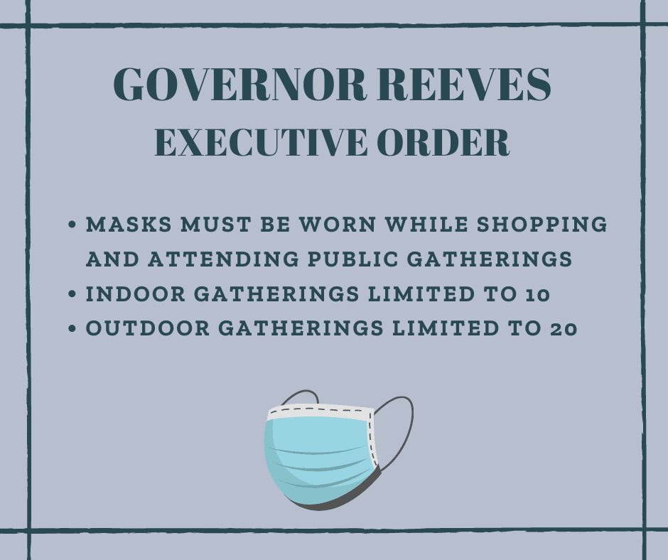 Governor executive order breakdown